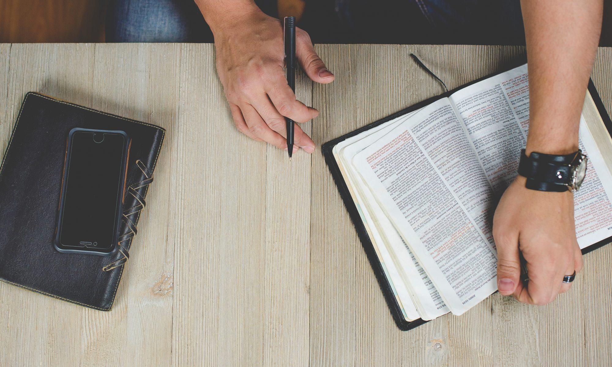 Cursus Theologie - Vorming - Geloof